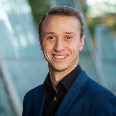 dafabet用户注册平台访客凯尔·奥斯特伯格的大头照.
