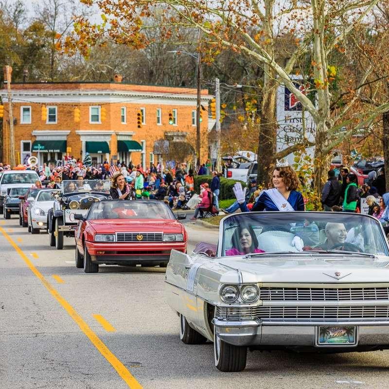Hope Mills Parade