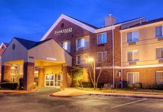 Fairfield Inn & Suites Marriott Germantown Gaithersburg logo thumbnail