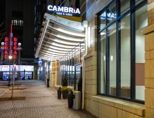 Cambria Suites Rockville logo thumbnail