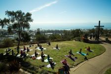 Ventura Pop Up Yoga