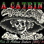 La Catrina Mexican Folk Art