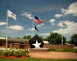 OAK FOREST VETERANS MEMORIAL