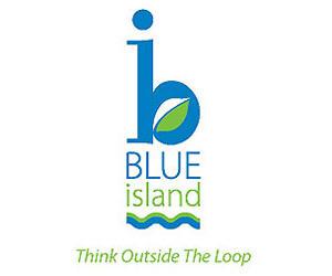 BLUE ISLAND DOUBLE DIAMOND