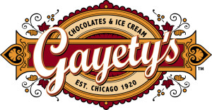GAYETY'S CHOCOLATES & ICE CREAM CO.