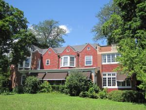 GEORGE R. THORNE SUMMER HOUSE