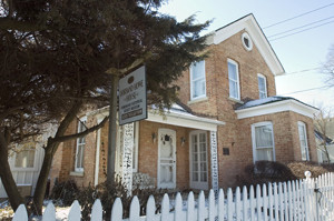 DORBAND HOWE HOUSE MUSEUM & HOMEWOOD HISTORICAL SOCIETY HEADQUARTERS