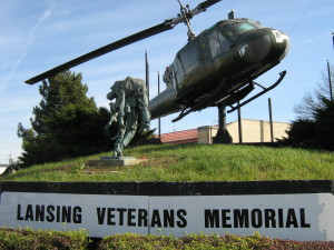 LANSING VETERANS MEMORIAL