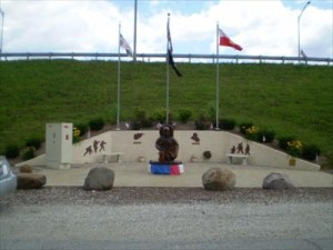 VFW POST 450 IRAQI MEMORIAL