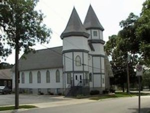 ORLAND METHODIST TWIN TOWERS CHURCH