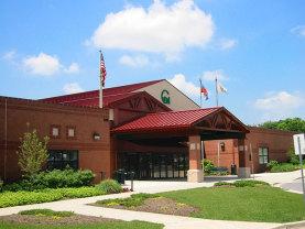 Activity Center at Bohrer Park, Summit Hill Farm logo