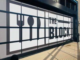 The Block Foodhall & Bar logo