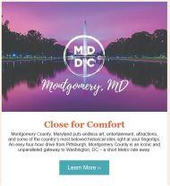 Visit Montgomery logo