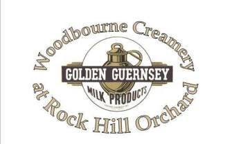 Woodbourne Creamery at Rock Hill Orchard logo