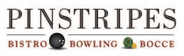 Pinstripes Bethesda logo
