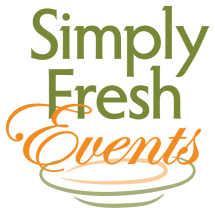 Simply Fresh Events logo