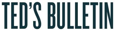 Ted's Bulletin logo