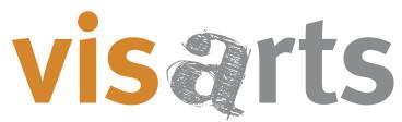 VisArts logo
