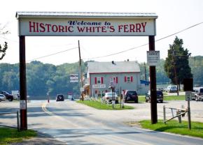 White's Ferry logo