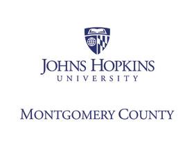 Johns Hopkins University Montgomery County Campus logo