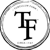 Tusculum Farm logo