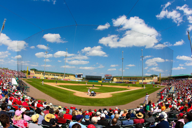 Roger Dean Chevrolet Stadium The Palm Beaches Florida