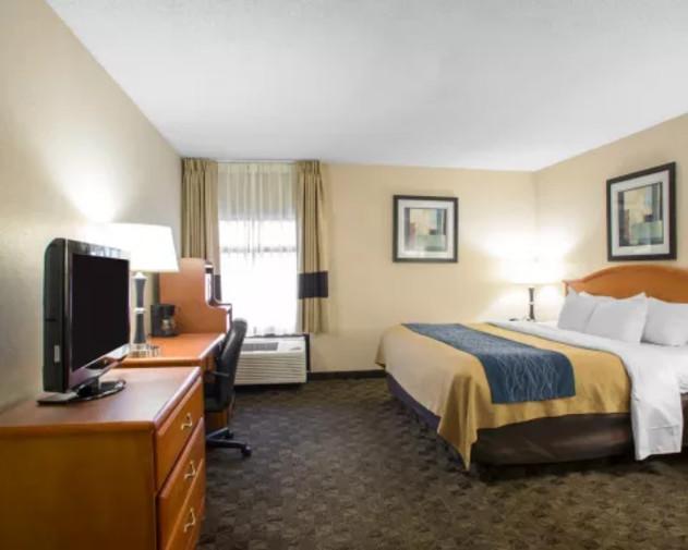 Quality Inn & Suites - Portage