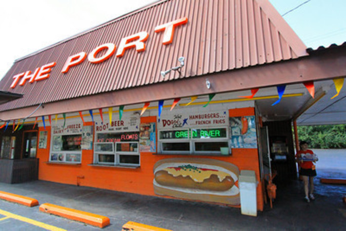 The Port Drive-In