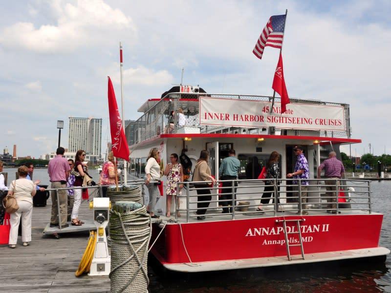 Inner Harbor Cruise by Watermark