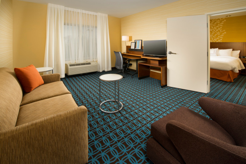 Fairfield Inn and Suites Arundel Mills BWI Airport