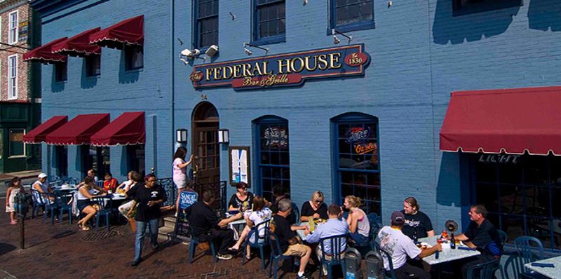 Federal House Bar & Grille