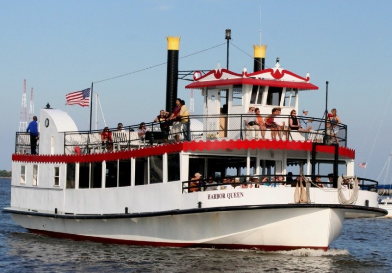 Annapolis Cruises on the Bay by Watermark