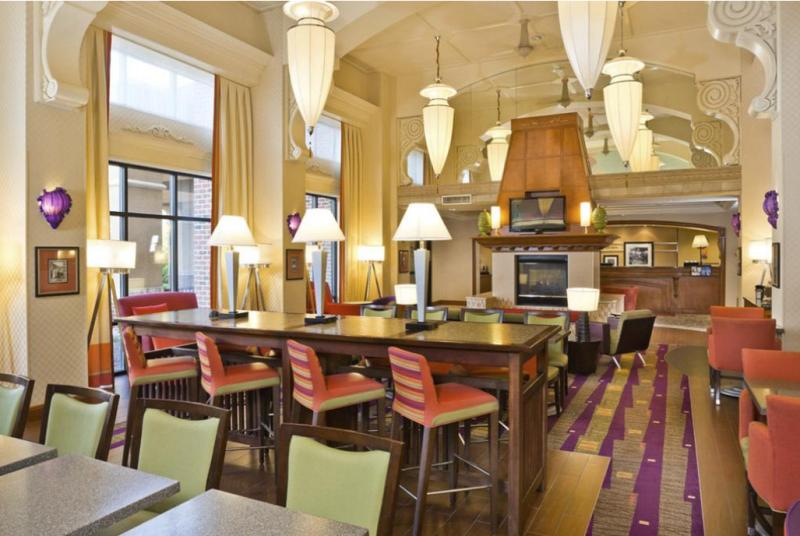 Hampton Inn and Suites Arundel Mills