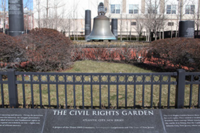 Civil Rights Garden