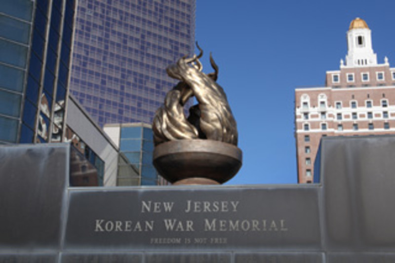 New Jersey Korean War Memorial