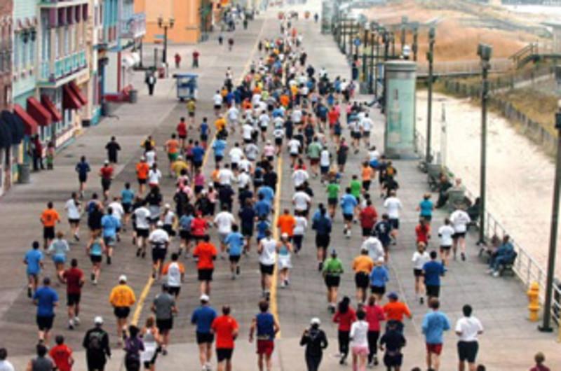 Atlantic City Marathon<br> Race Series