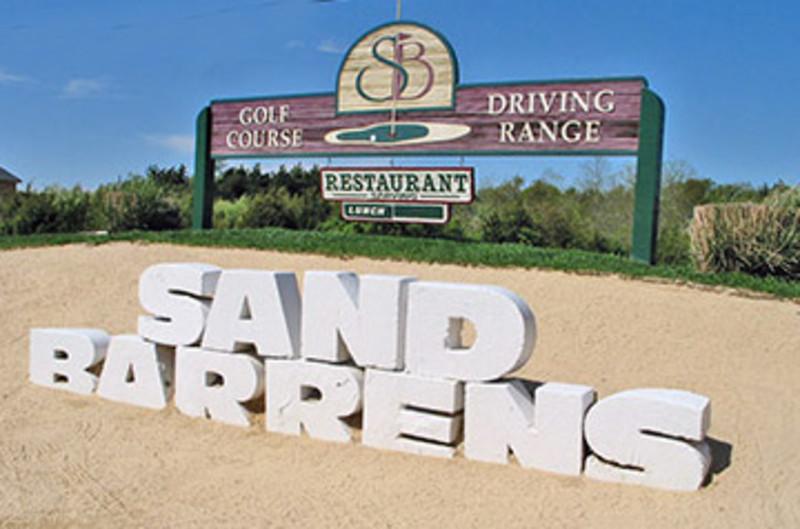 Sand Barrens
