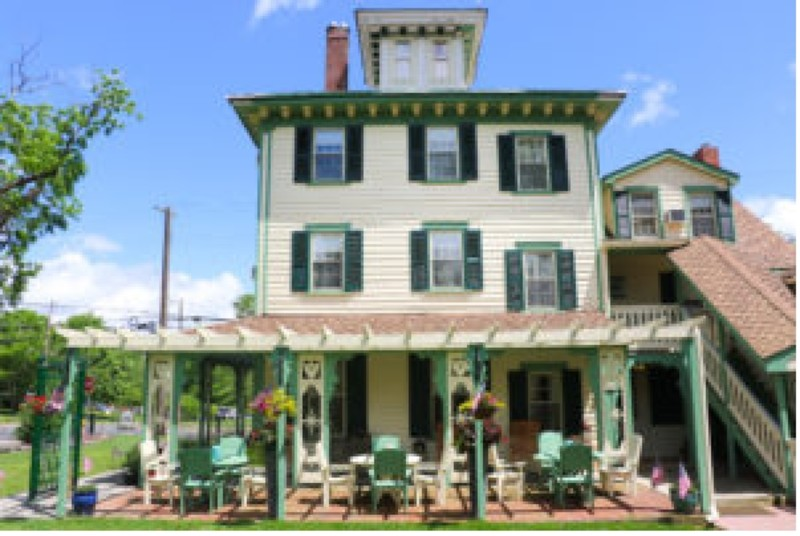 Jonathan Pitney House Bed & Breakfast