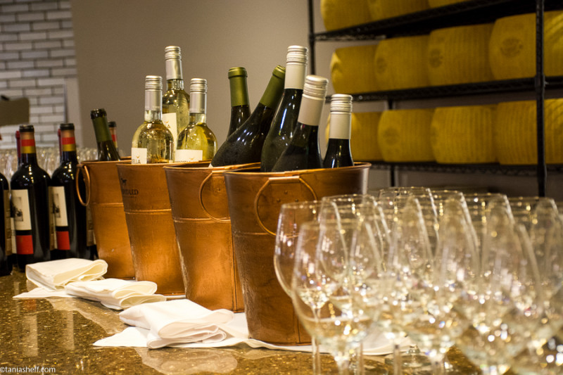 The Wine Bar at The Marketplace Eatery