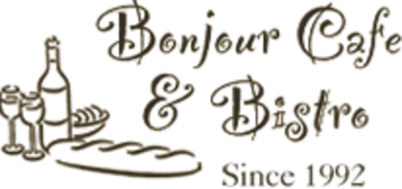 Bonjour Cafe & Bistro Logo
