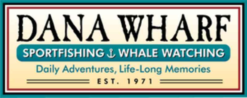 Dana Wharf Sportfishing and Whale Watching Logo