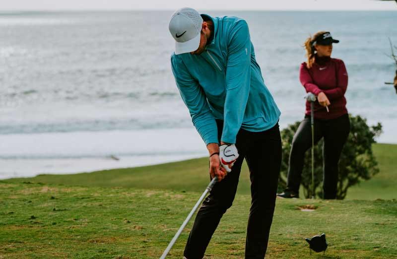 Drop-In Resort Golf Experience