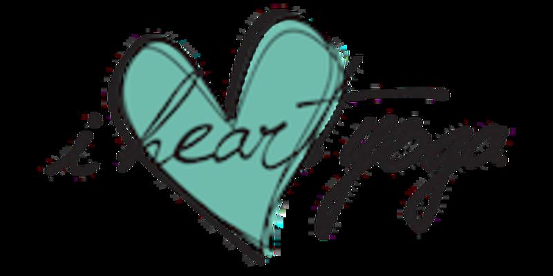 i Heart Yoga Logo