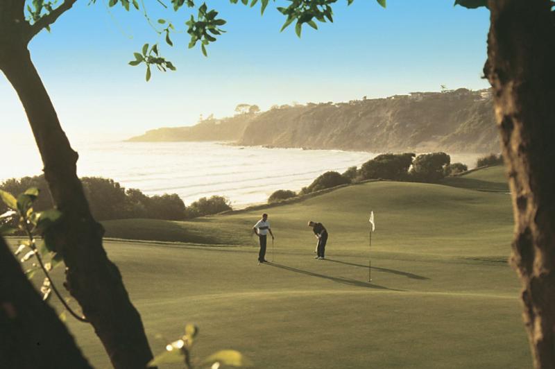 Unlimited Golf Getaway