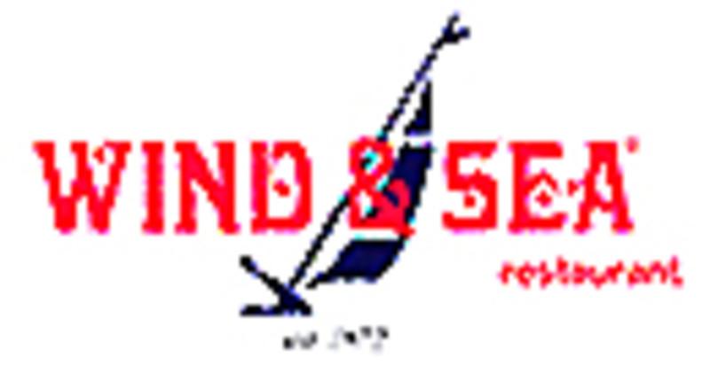 Wind & Sea Restaurant Logo