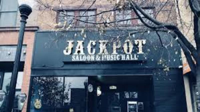 logo jackpot music hall