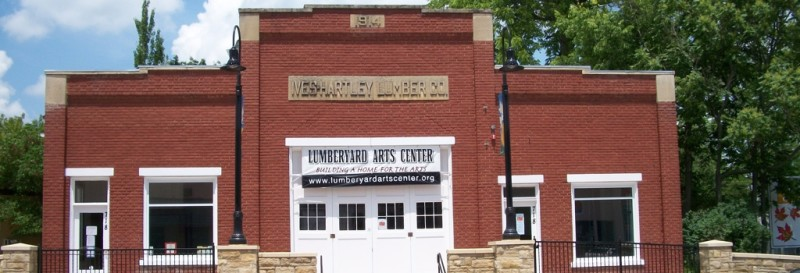 Lumberyard Arts Center