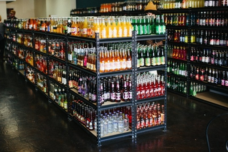 Mass Street Soda
