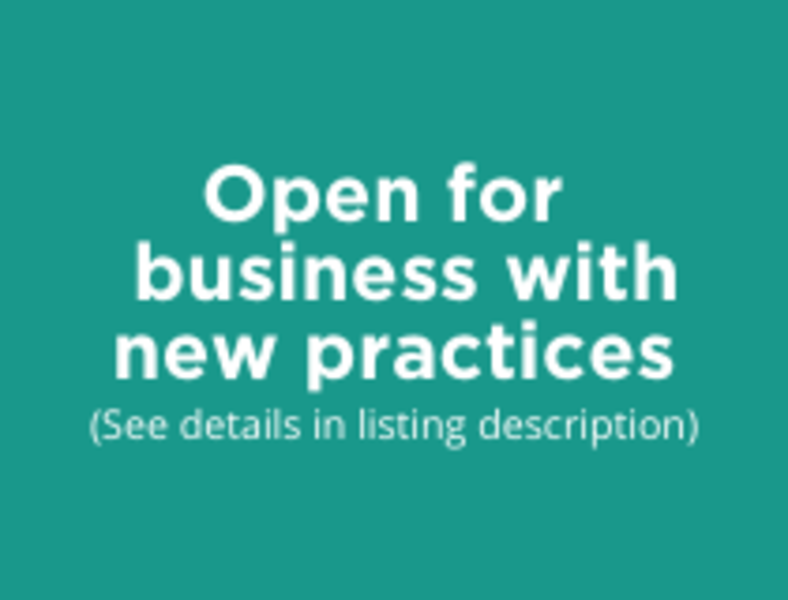 Open With New Practices