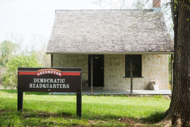 Territorial Democratic Headquarters